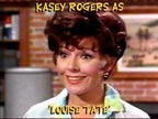 Kasey Rogers as Louise Tate (Bewitched)